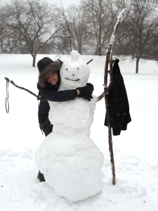 Zonder Michiel is het maar koud hier!