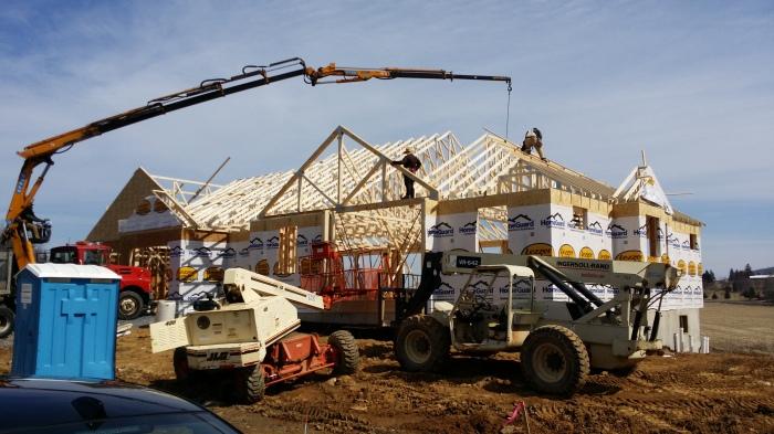 Eigen huis laten bouwen