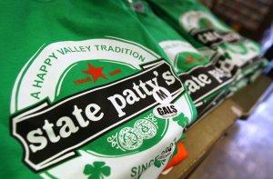 Creatieve State Patty's t-shirts