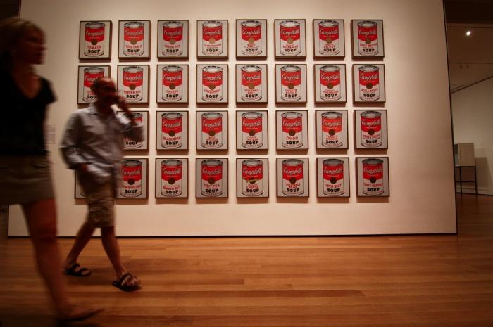 Campbell Soup - de klassieker van Andy Warhol