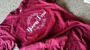 Het SCYP t-shirt! Ik hoor erbij!