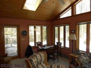 De sun room, mooiste plekje van het huis