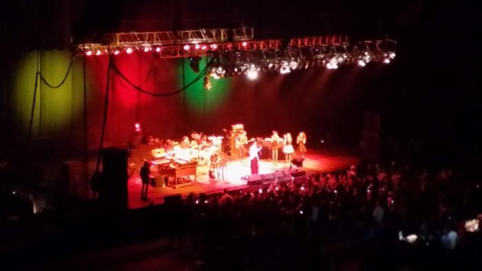 Concert van Lauryn Hill