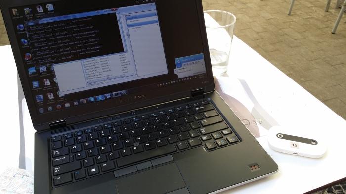 Een IT-er op Smeal lost mijn netwerkproblemen op dankzij een mobiele router