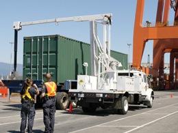 De VACIS inspecitie door de douane