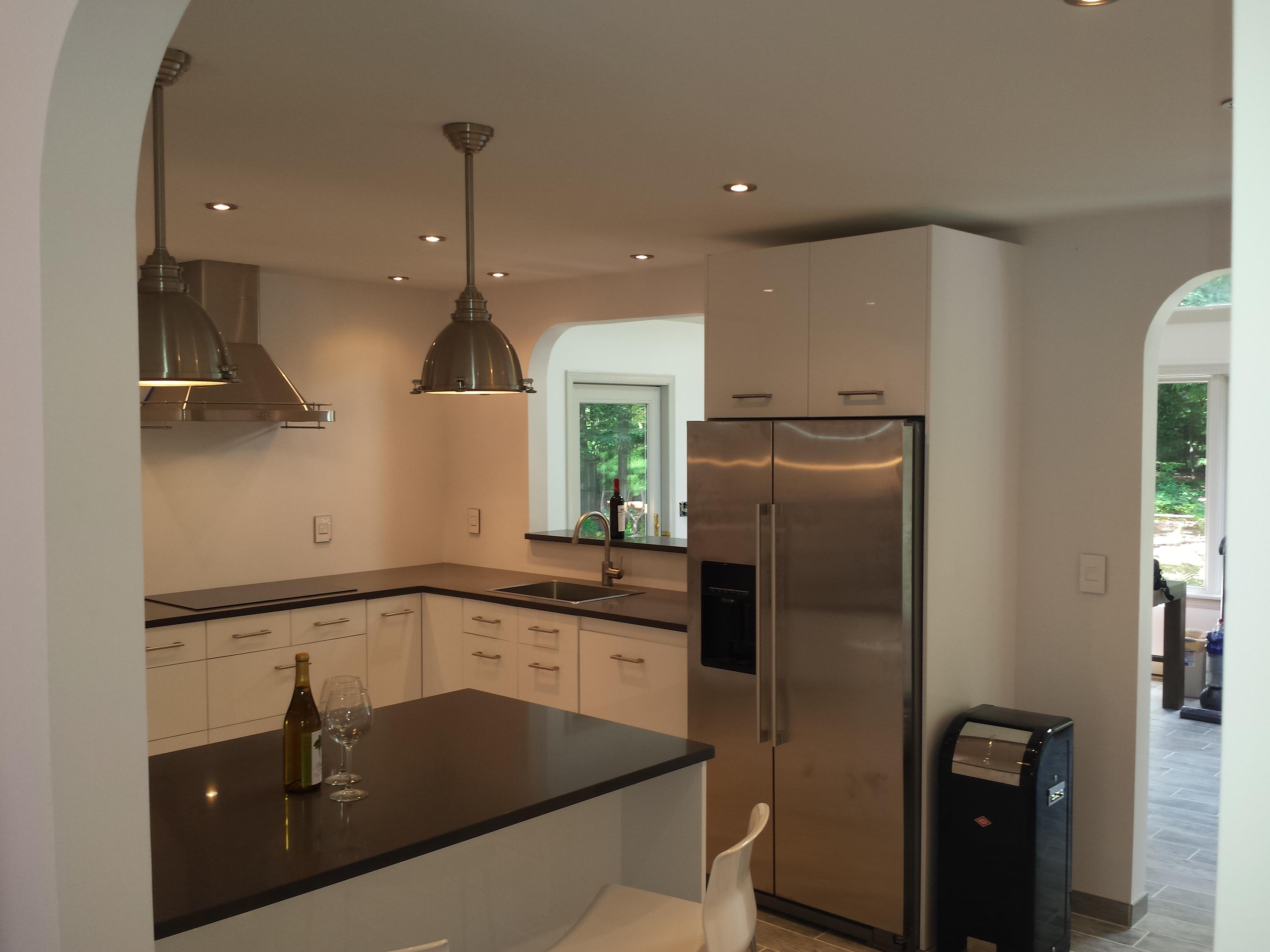 Huisupdate de keuken is af en meer johanna goes usa - Eiland in de kleine keuken ...