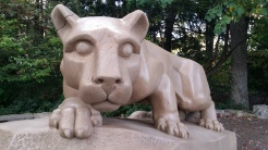 De Nittany Lion Shrine