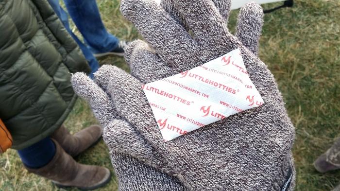 Hot Hands voor in je handschoenen