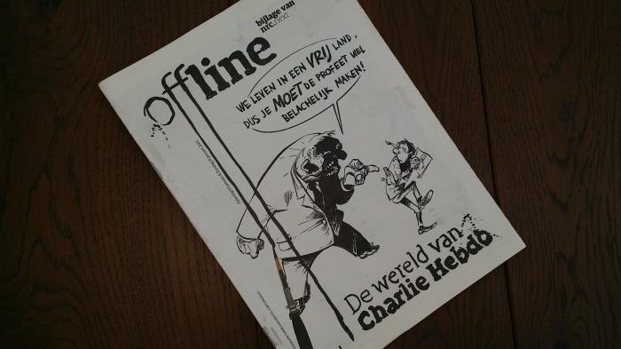 Speciale nrc.next bijlage over Charlie Hebdo