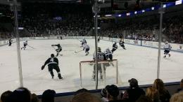 IJshockey - ruig spelletje!