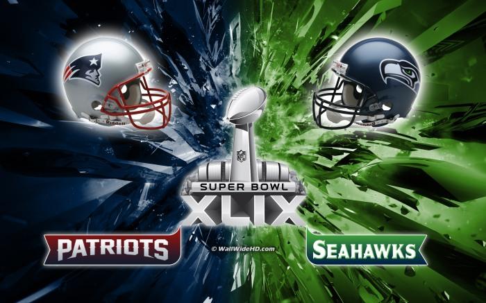 De Super Bowl tegenstanders