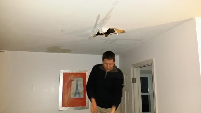 Plafond...