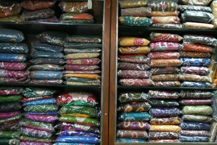 Allemaal sari's