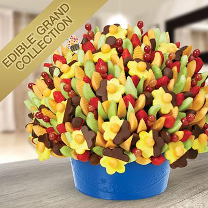 Een grotere emmer. Maar liefst 600 dollar. Heb je wel in chocolade gedoopt fruit erbij, op een stokje!