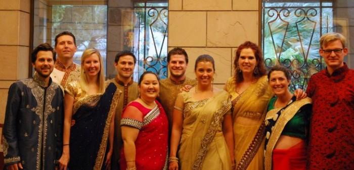 En een groepsfoto met iedereen