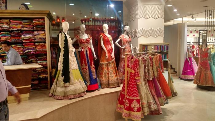 Indiaas warenhuis met allerlei mooi spul!