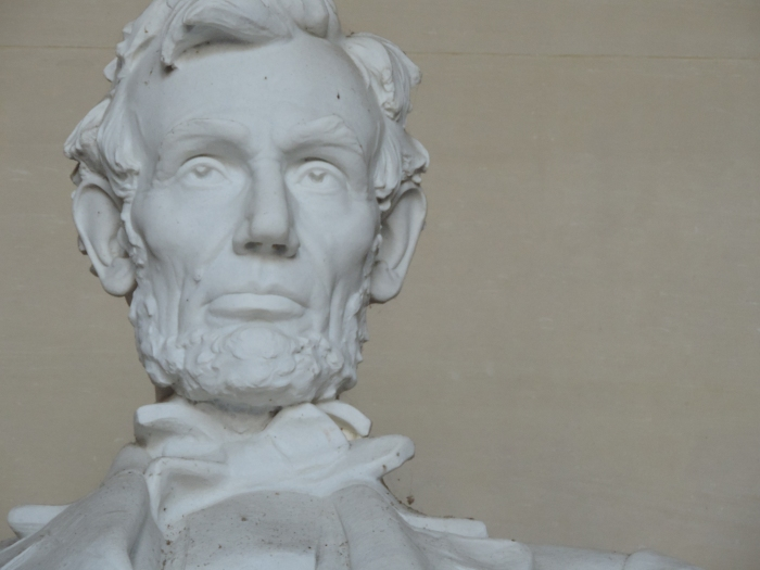 Closeup van Lincoln