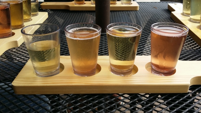 Ciders!! Lekker!