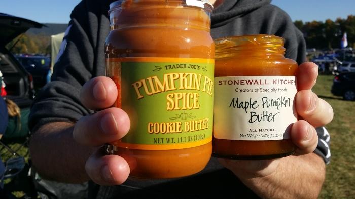 Pumpkin butter... een soort appelstroop maar dan van pompoen