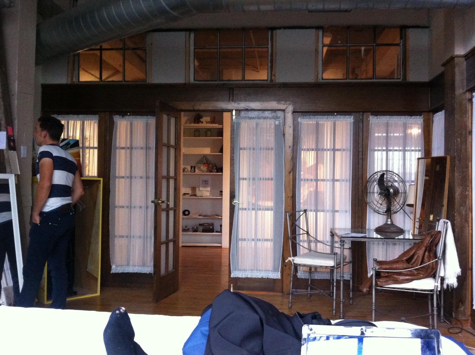 Gastblog van hendrieke over detroit johanna goes usa for Industriele loft
