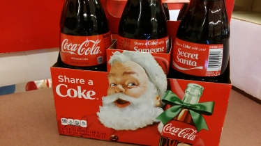 De echte Kerstman ziet er natuurlijk zo uit!