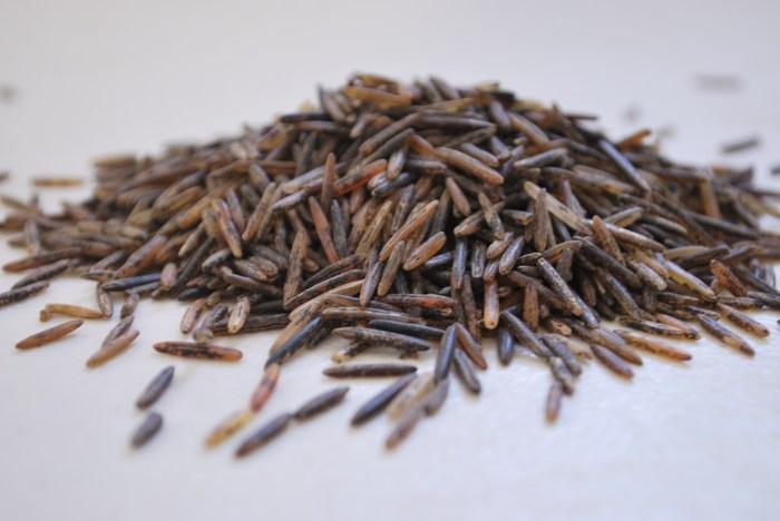 Wilde rijst uit Minnesota