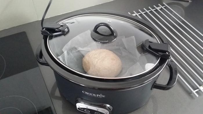 Brood in de slowcooker!