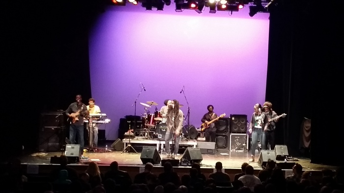 The Wailers in het State Theatre