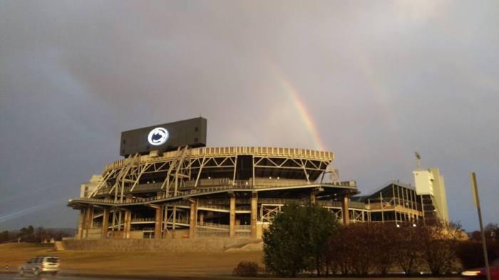 De pot met goud ligt duidelijk in Beaver stadion