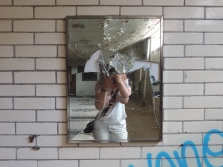 Spiegels zijn stuk