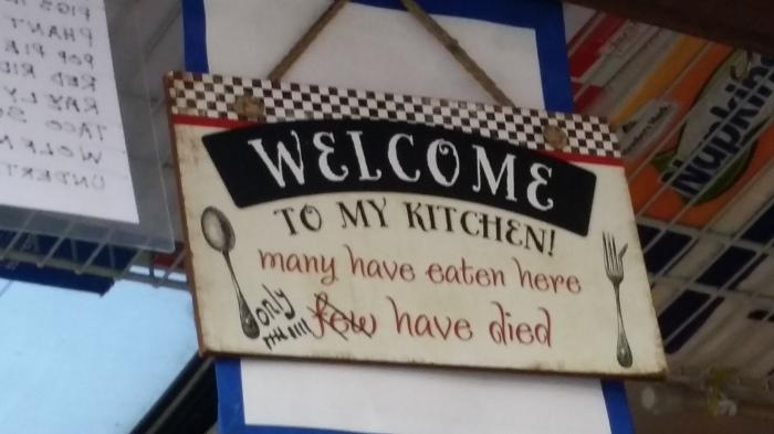 Fair warning for fair food!