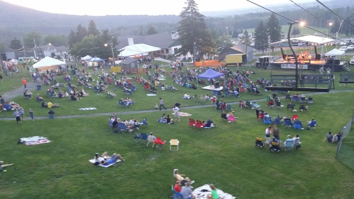 Wingfest op Tussey Mountain!