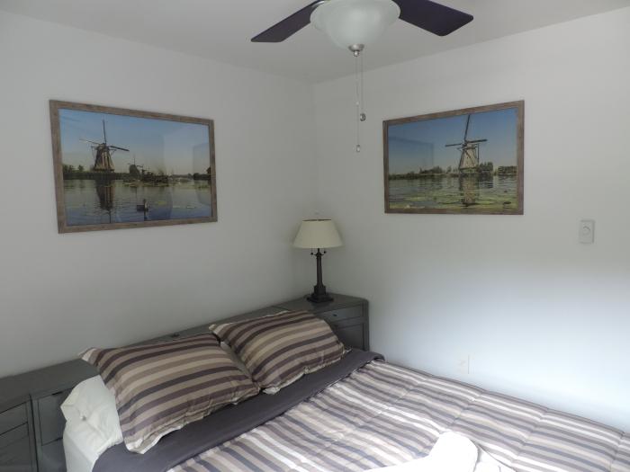 Onze guestroom, nu met Nederlands thema