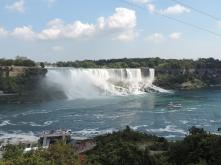 Nog een keertje de American (en Bridal Veil) Falls