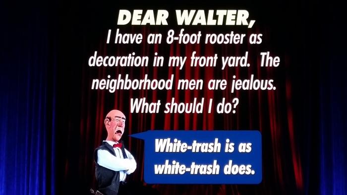 Walter - in het filmpje vooraf