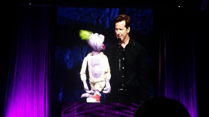 Dit is Peanut, met Jeff Dunham