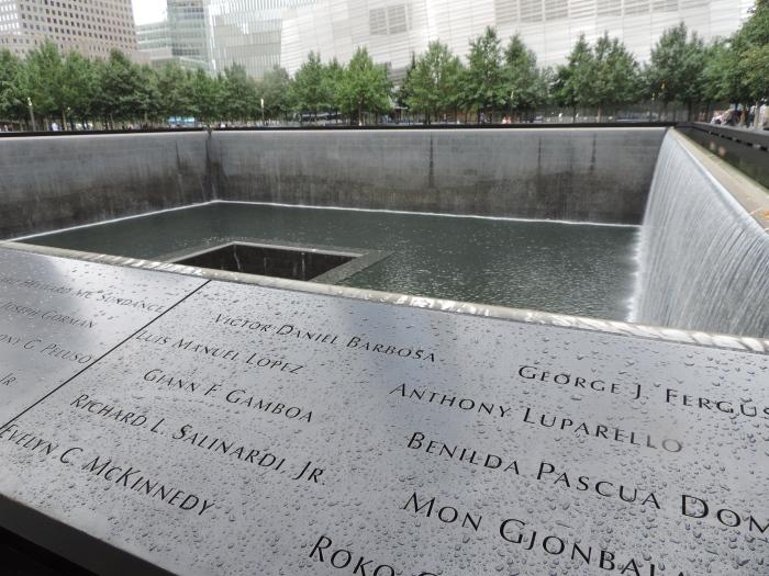 Het 9-11 Memorial