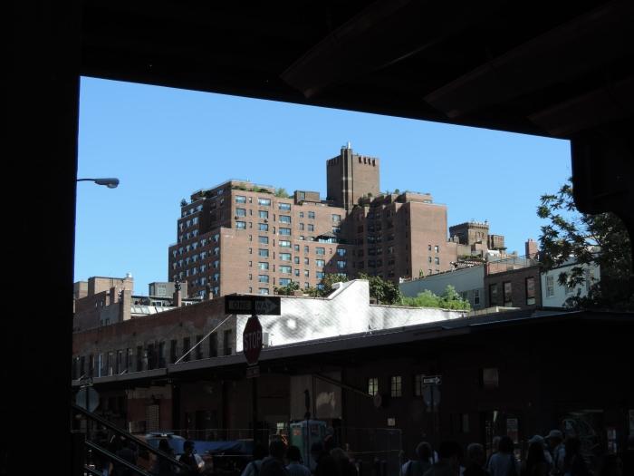 Een doorkijkje in de wijk Chelsea