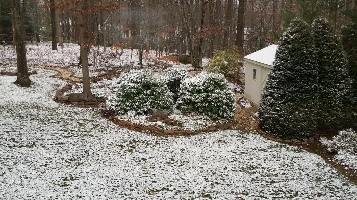 De winter is er!