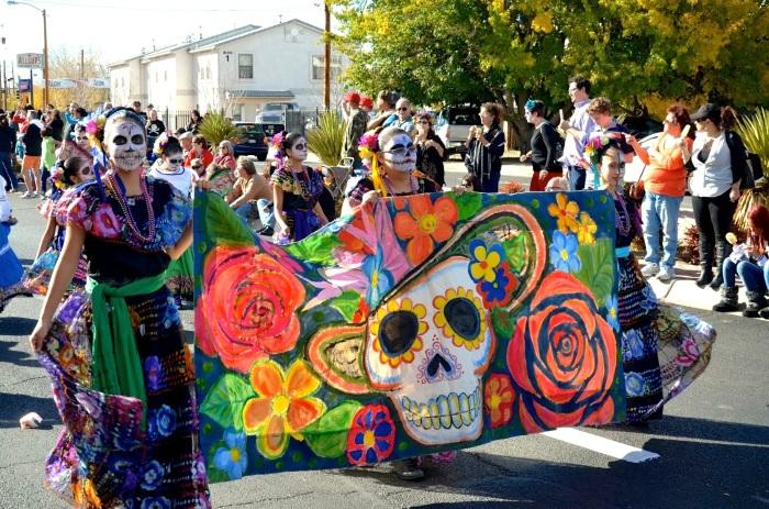 Het Mexicaanse Halloween - Day of the Dead