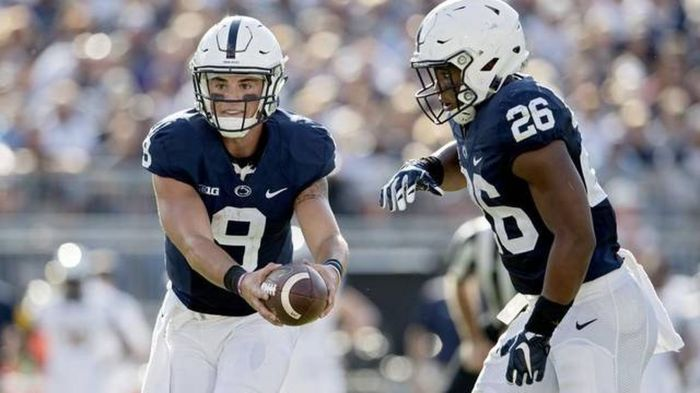 Trace McSorley en Saquon Barkley - twee onmisbare Nittany Lions